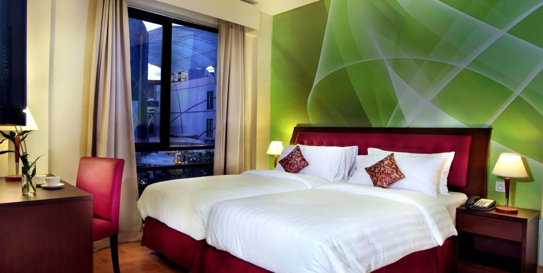 kuta studio room hotel 0004